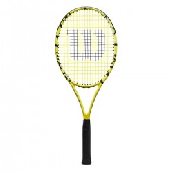BABOLAT TEAM BALL X4 JAUNE
